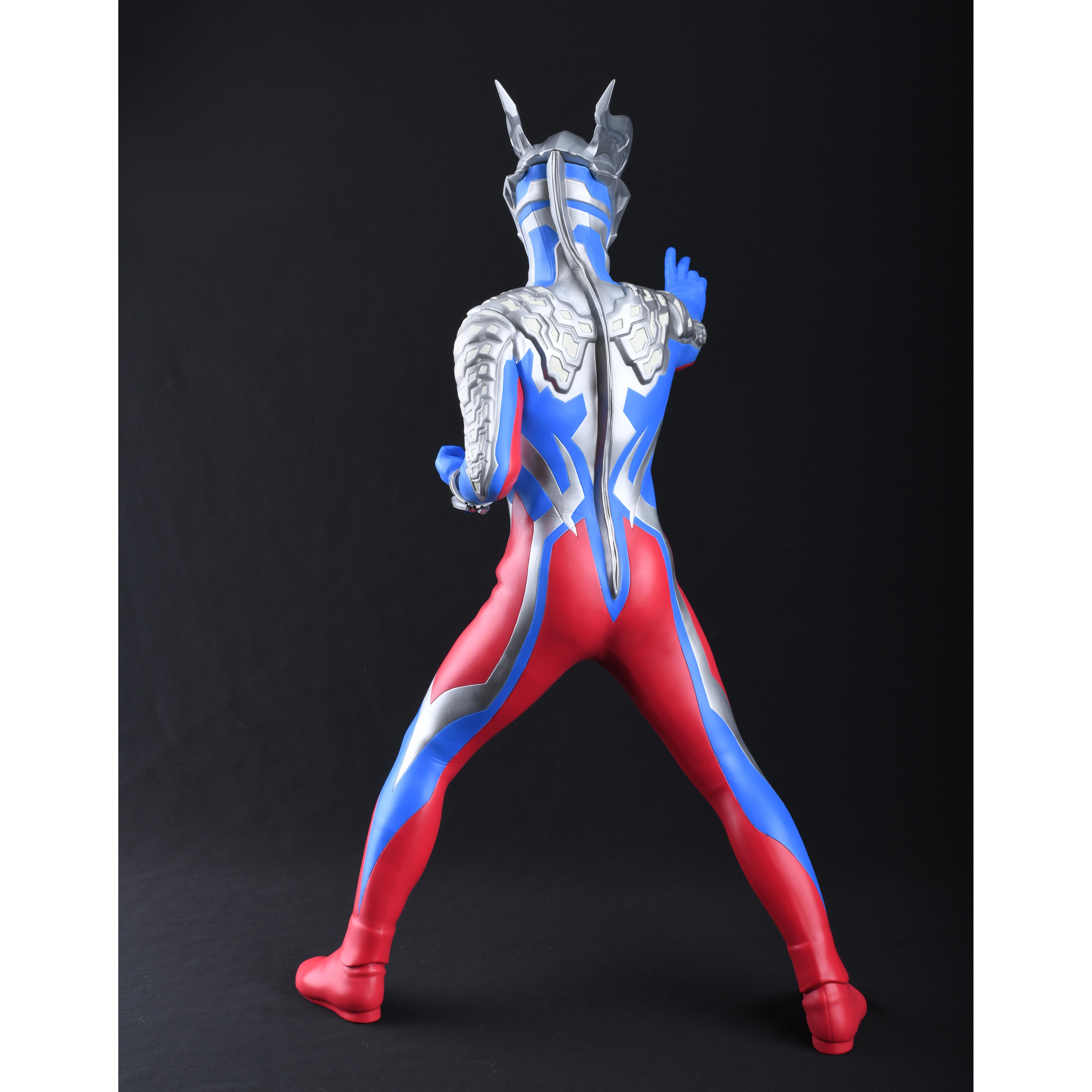 SUPER SIZE HEROES VOL.1 ULTRAMAN ZERO [2021年5月發送]