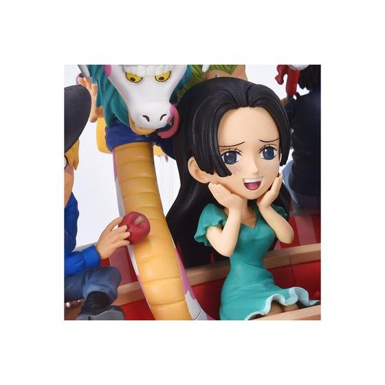 ONE PIECE WCF PARTY JUST BEING ME FIGURE (RIDE ON HORSE WAGON)