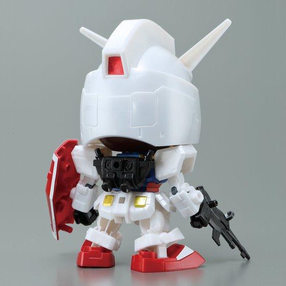 BABY MILO & RX-78-2 GUNDAM [SD EX-STANDARD]