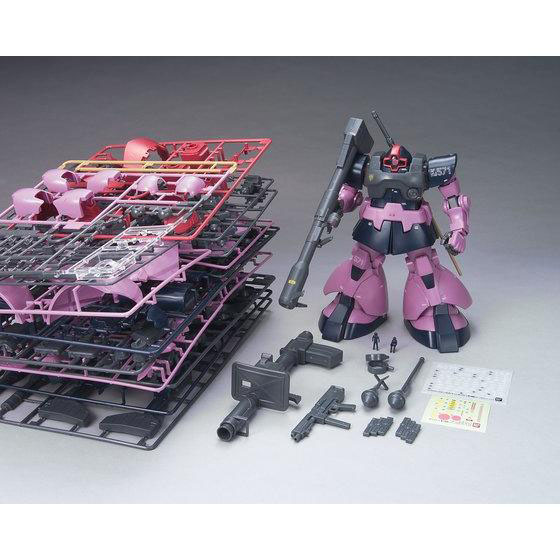 MG 1/100 MS-09 DOM (THE GRAVITY FRONT IMAGE COLOR Ver.)