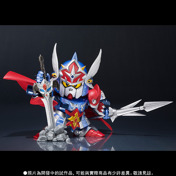 【商品搶先預購會】SDX Crown Knight Gundam