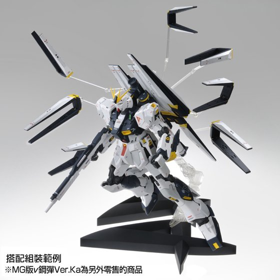 【商品搶先預購會】MG 1/100 Double Fin Funnel Custom Unit