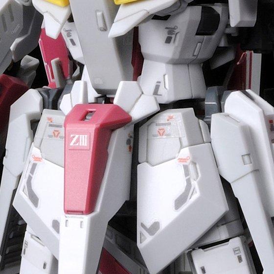 RG 1/144 MSZ-006-3 ZETA GUNDAM [2017年4月發送]