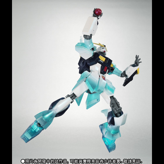 【商品搶先預購會】ROBOT魂 〈SIDE MS〉 RX-93 νGUNDAM Psyco Frame Ver.