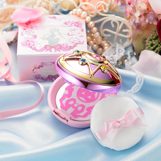 Sailor Moon R Miracle Romance Sailor Powder Foundation [Aug 2014 Delivery]