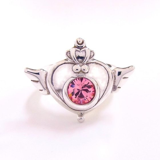 Sailor moon SuperS brooch design Ring  [2015年 1月 發送]