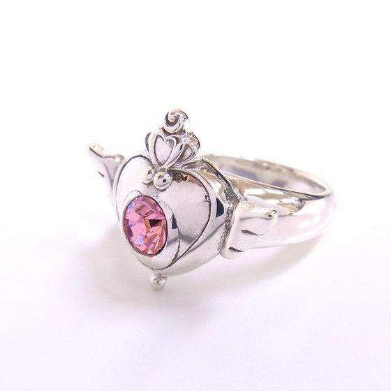 Sailor moon SuperS brooch design Ring  [2015年 2月 發送]
