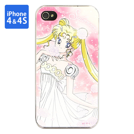 Cover for iPhone4 SAILOR MOON Serenity Romantic