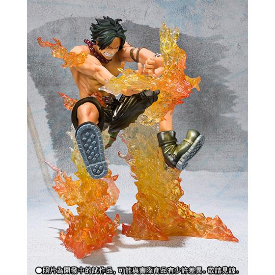 Figuarts ZERO ACE -Battle Ver. Jujika- Special Color Edition