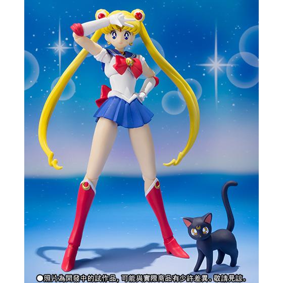 S.H.Figuarts Sailor Moon -Original Anime Color-