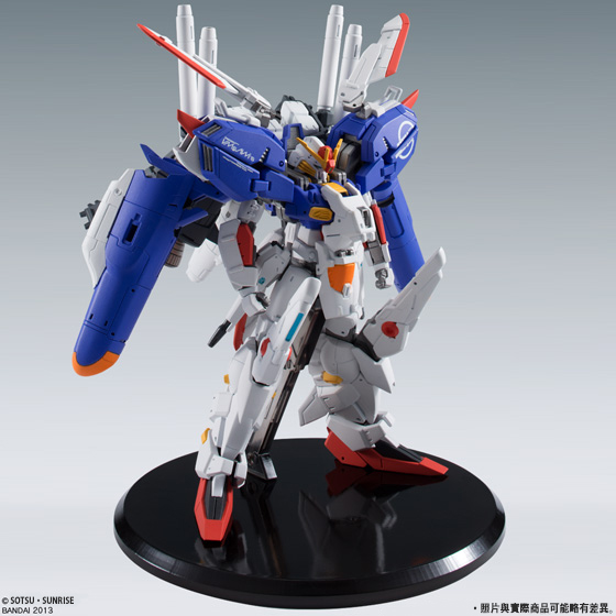 【台灣開幕宣傳會】FW GUNDAM STANDart Ex-S Gundam