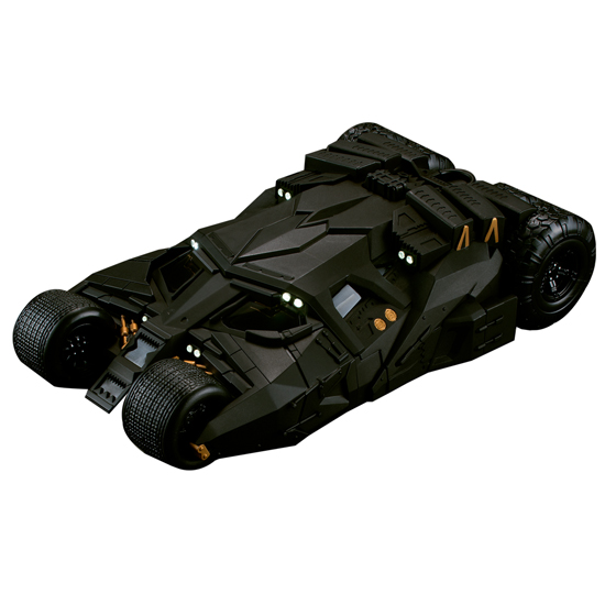 CRAZY CASE Batmobile Tumbler BATMAN 75th Anniversary Model