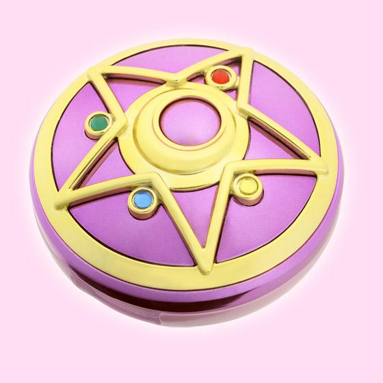Sailor moon Crystal Star Broach Mirror case