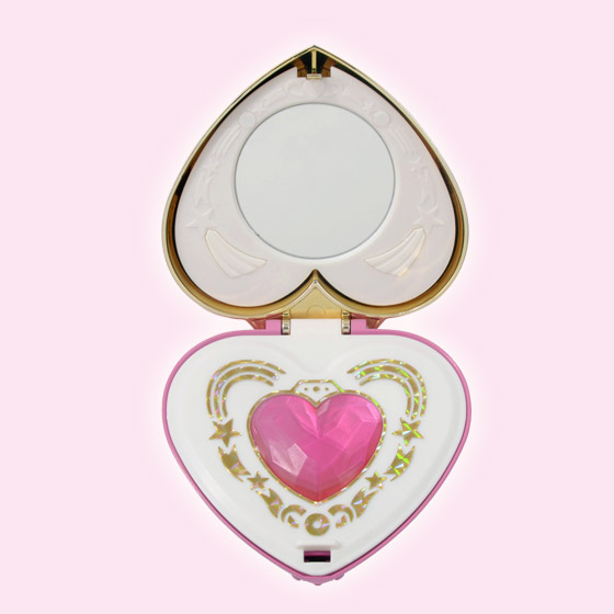 Sailor moon Cosmic Heart Compact Mirror case [2014年5月發送]