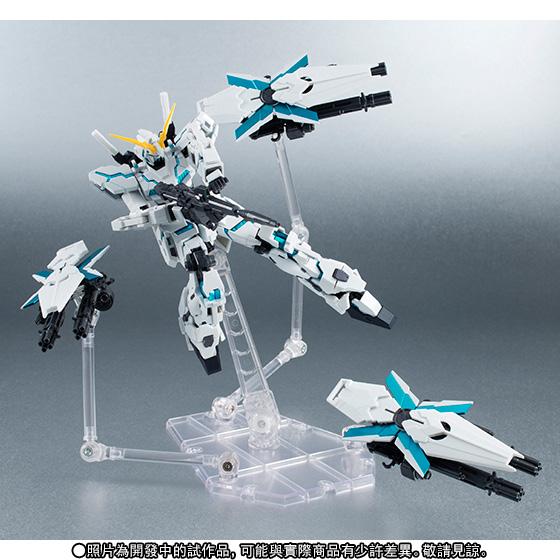 Robot Spirits 〈Side MS〉 Unicorn Gundam (Shield Funnel equipped)