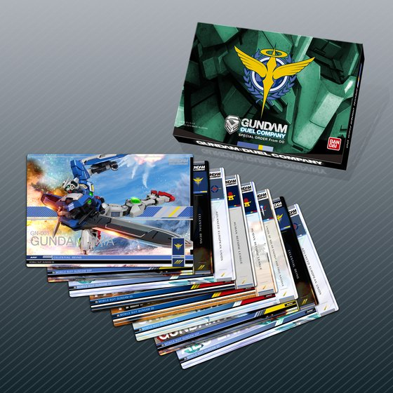 GUNDAM:DUEL COMPANY Special Order ~ MS Special Deployment Set ~ [GDC00]