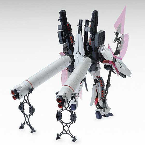 MG 1/100 FULL ARMOR UNICORN GUNDAM (RED COLOR VER.) [2016年12月發送]