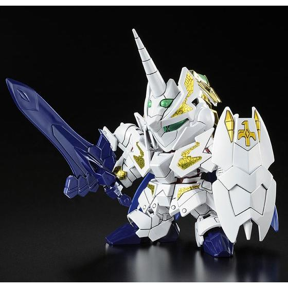 [新年感謝祭 會員限定販售] LEGENDBB KNIGHT UNICORN GUNDAM (BEAST MODE ULTIMATE BATTLE Ver.)