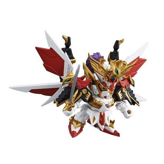 SD GUNDAM GASHAPON WARRIOR NEXT Sengokuden ~Phantom of Commander-in-chief~ [2015年4月發送]