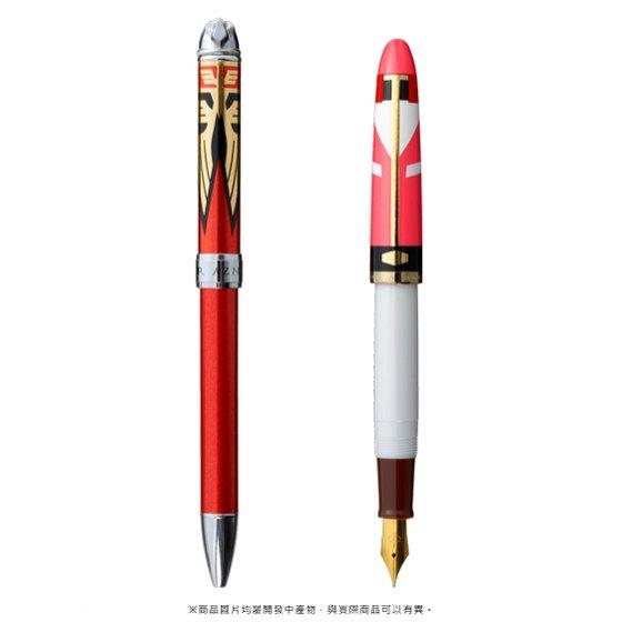 GUNDAM Stationery Char & Sayla Pens