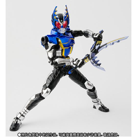 S.H.Figuarts Masked Rider GATACK Rider Form [2016年10月發送]
