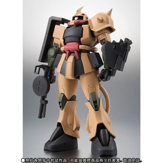 ROBOT SPIRITS 〈SIDE MS〉 MS-06D ZAKU DESERT TYPE ver. A.N.I.M.E.