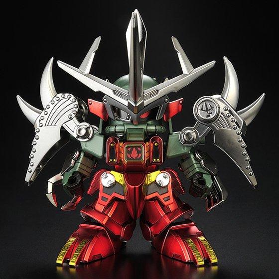 LEGENDBB ZAKUTO (YAMI SHOGUN SUPER HAGANE Ver.) [2015年10月發送]