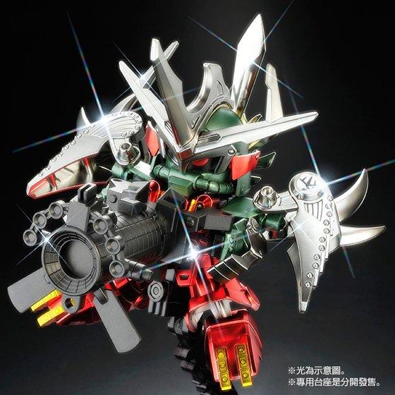 【鋼彈模型感謝祭2.0】 LEGENDBB ZAKUTO (YAMI SHOGUN SUPER HAGANE Ver.)