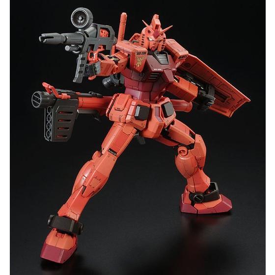 RG 1/144 CASVAL'S GUNDAM