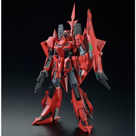 【鋼彈模型感謝祭2.0】 MG 1/100 MSZ-006P2/3C ZETA GUNDAM III P2 TYPE RED ZETA