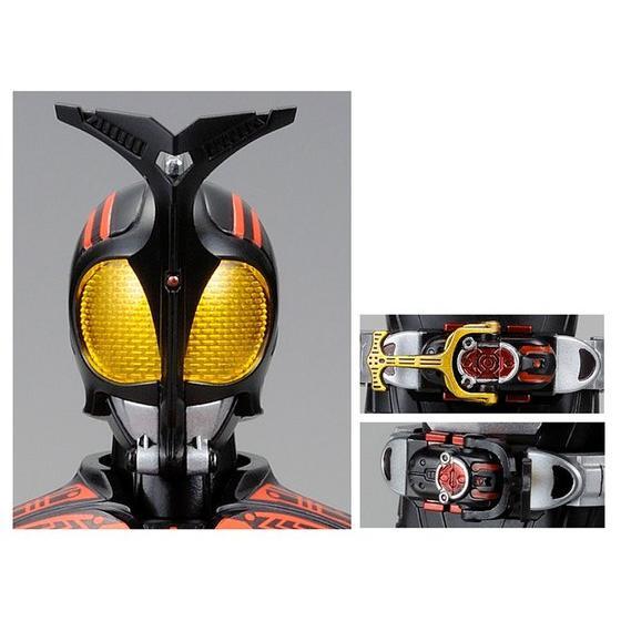 【Masked Rider Kabuto】 Figure-rise 6 Masked Rider Dark Kabuto