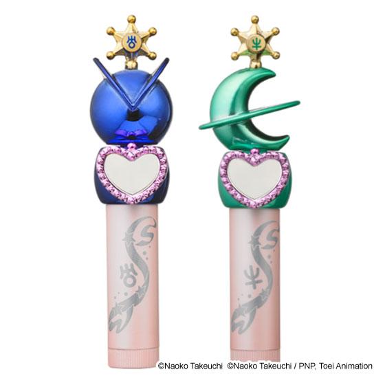 Sailor Moon Sailor Uranus & Sailor Neptune Twin Lip Cream Rod [11月發送]