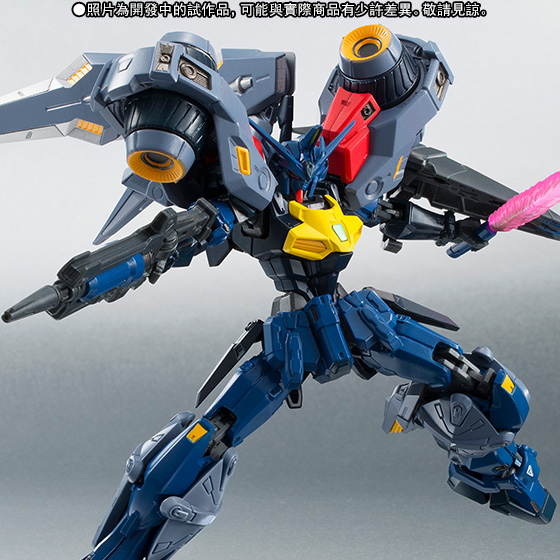 Robot Spirits 〈Side MS〉 Gundam Geminass 02 + High Mobility Unit