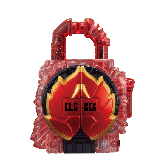 DX DRAGON FRUIT ENEGY LOCKSEED [2015年8月發送]