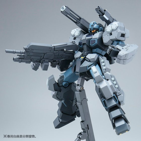 MG 1/100 JESTA CANNON [2019年4月發送]