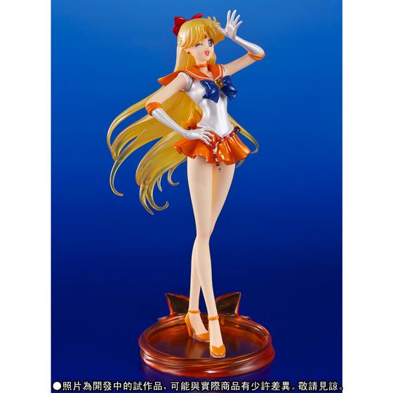 Figuarts ZERO SAILOR VENUS -Pretty Guardian Sailor Moon Crystal-
