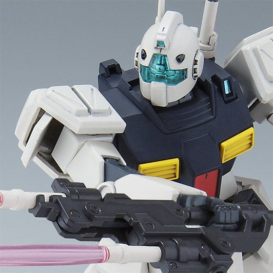 HGUC 1/144 GMII SEMI STRIKER 【再次發售】[2016年11月發送]