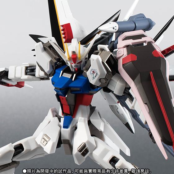 Robot Spirits 〈Side MS〉 STRIKE ROUGE (Kira of the Skies Ver.)