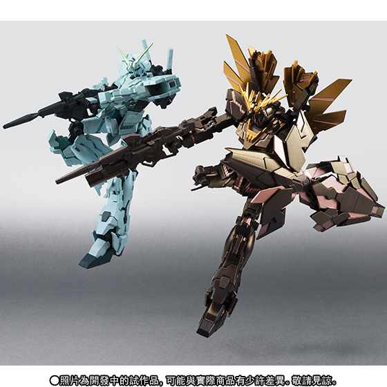 Robot Spirits 〈Side MS〉 UNICORN GUNDAM BANSHEE NORN FINAL SHOOTING Ver.