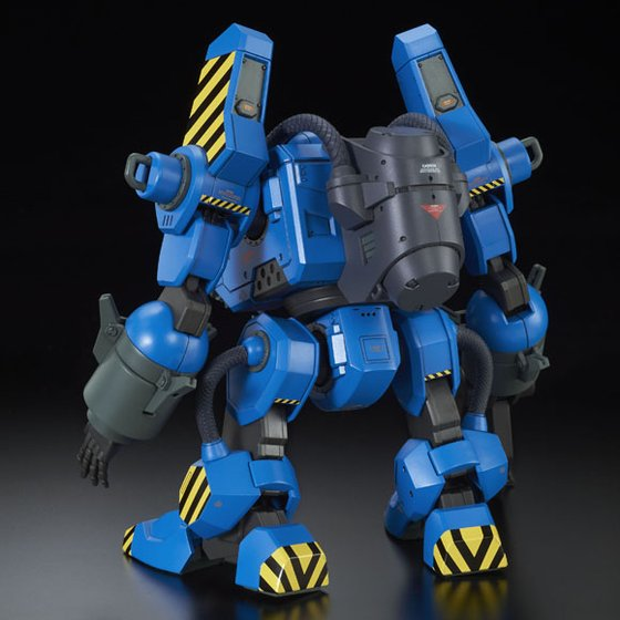 HG 1/144 MOBILE WORKER MW-01 MODEL 01 LATE TYPE [RAMBA RAL] [2019年7月發送]