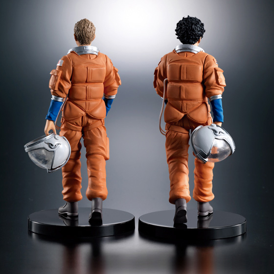 SPACE BROTHERS FIGURE MUTTA NANBA