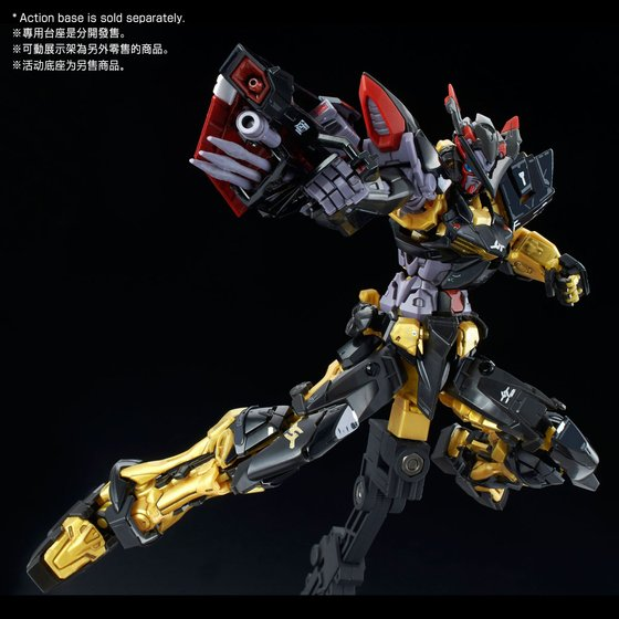 RG 1/144 GUNDAM ASTRAY GOLD FRAME AMATSU [2019年10月發送]