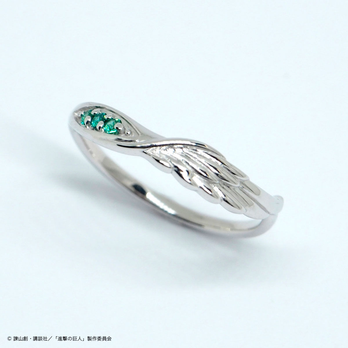 Ring—Attack on Titan/MATERIAL CROWN Collaboration