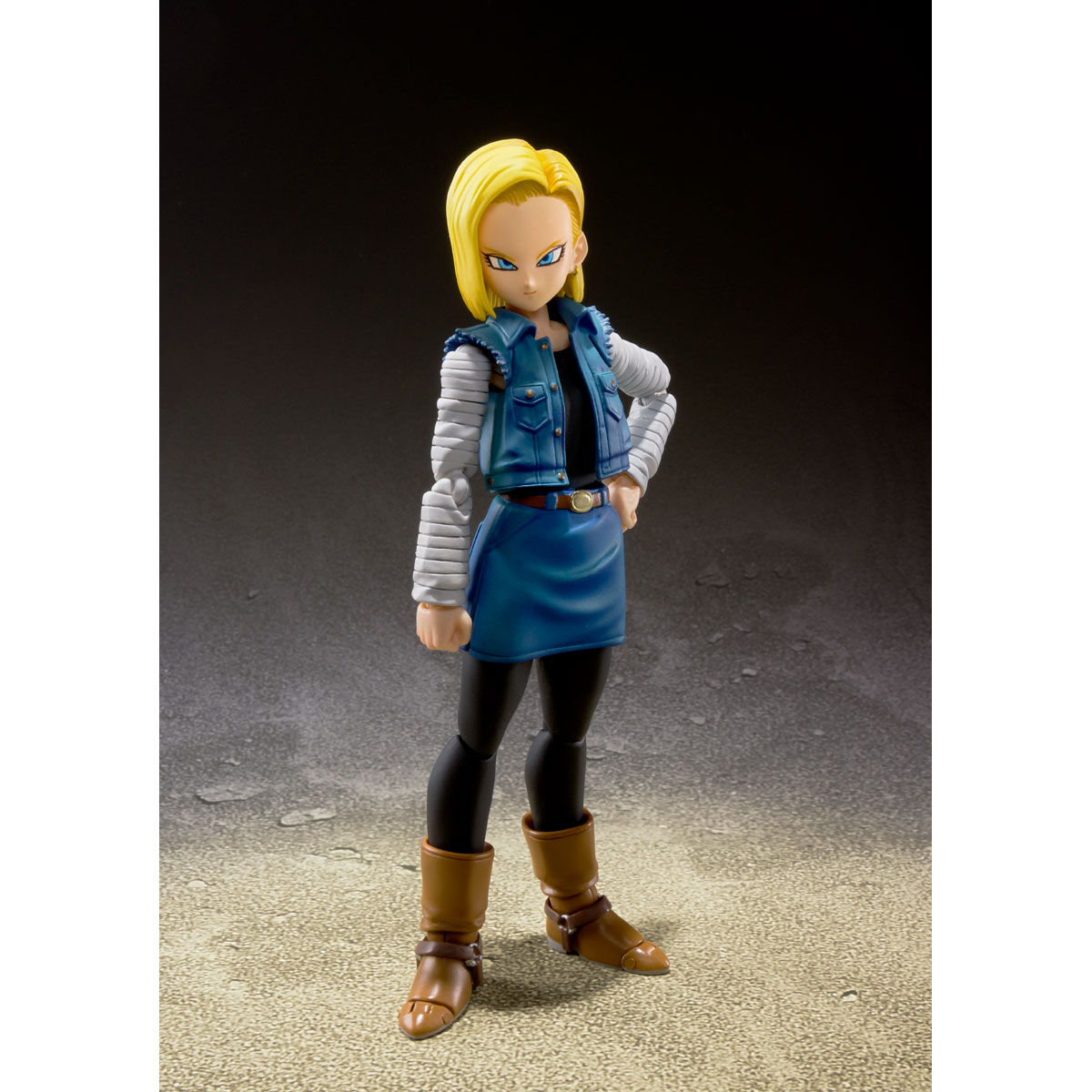 S.H.Figuarts ANDROID 18 -Event Exclusive Color Edition-