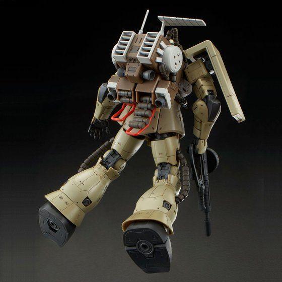 RG 1/144 MS-06F ZAKU MINELAYER [2021年4月發送]