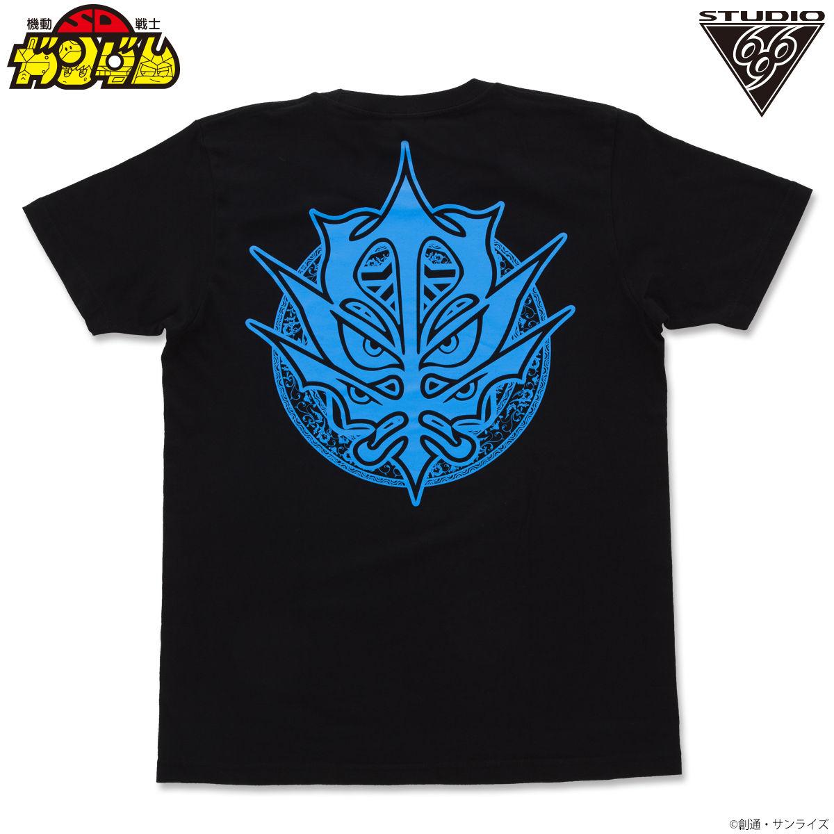 SD鋼彈 巨人重鋼彈魔像與泥塑巨人 T-SHIRT feat.STUDIO696