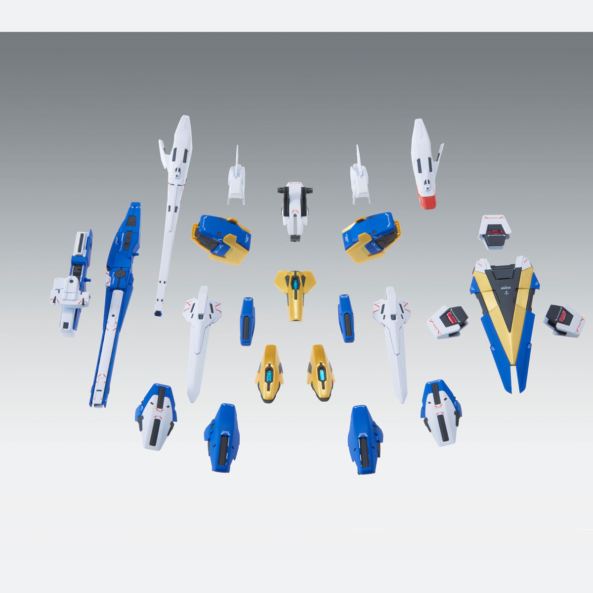 MG 1/100 ASSAULT BUSTER EXPANSION PARTS for VICTORY TWO GUNDAM Ver.Ka