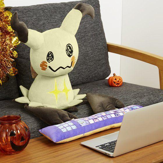 POKEMON PC CUSHION MIMIKYU [2019年10月發送]