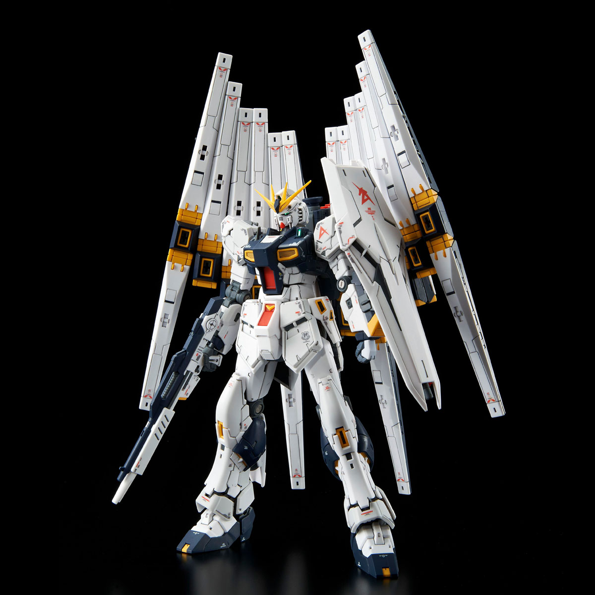 RG 1/144 EXPANSION PARTS for ν GUNDAM DOUBLE FIN FUNNEL CUSTOM UNIT