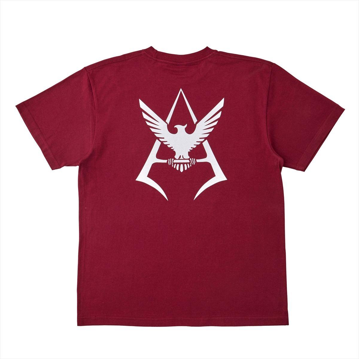 Mobile Suit Gundam Char Aznable Logo T-shirt